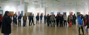 Opening of Metamorphosis, Solo Exhibition of Nguyen Thi Mai